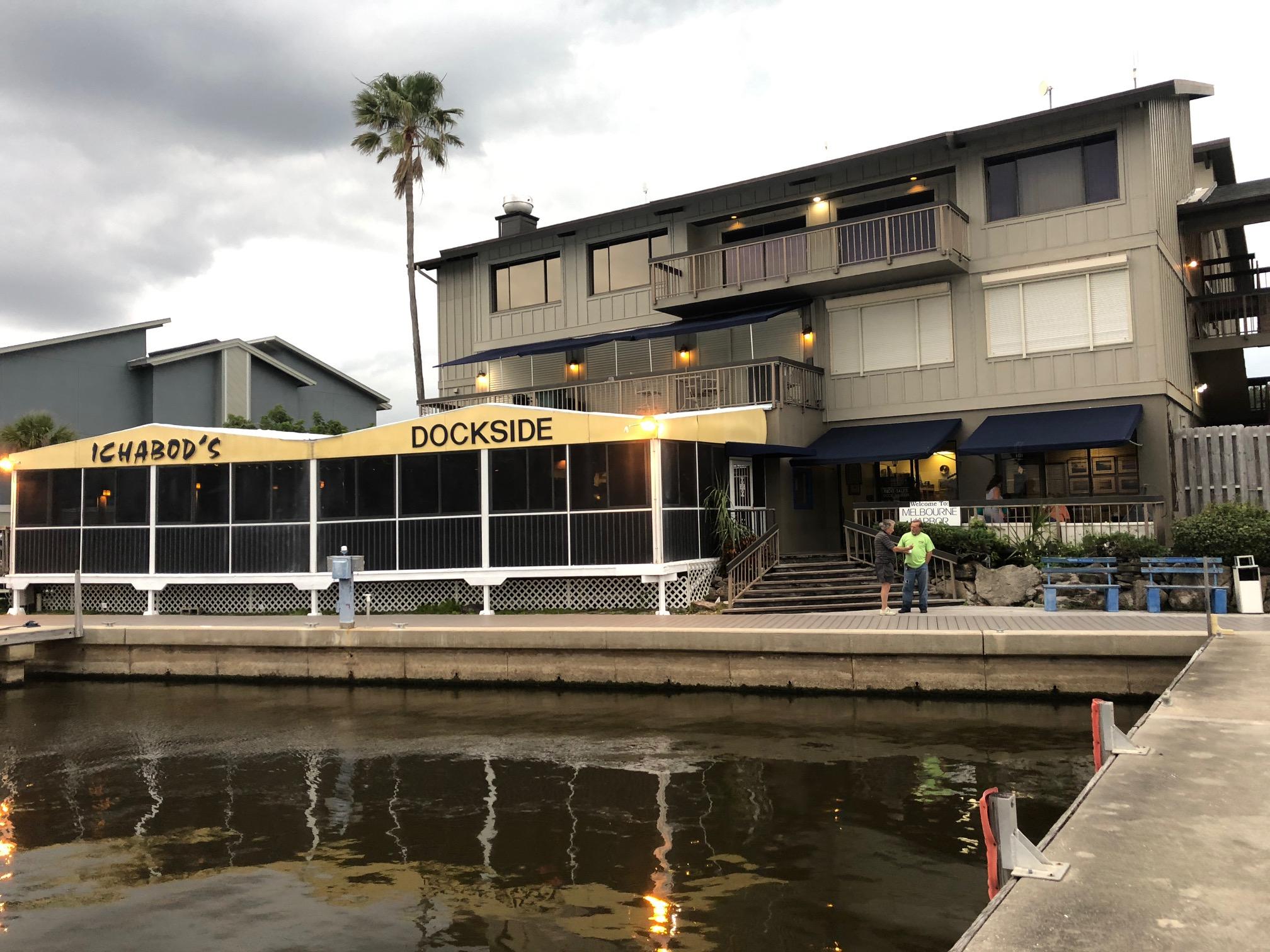 ichabods dockside