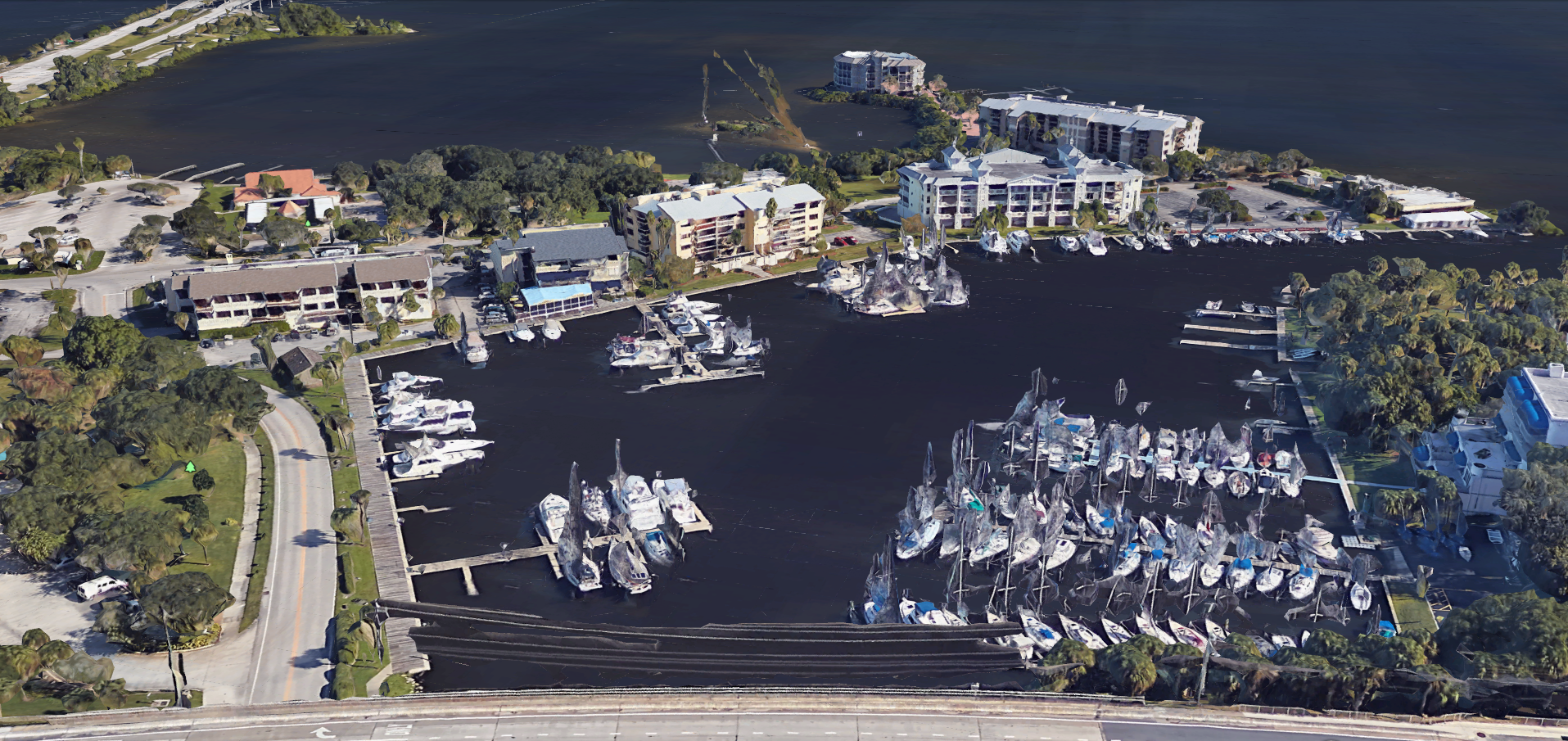 melbourne harbor marina overview2